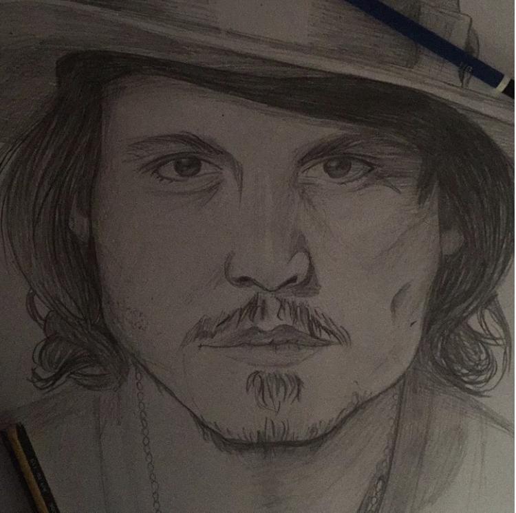 Johnny Depp by stefyfriz